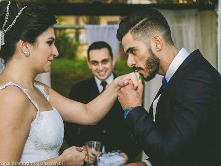 Por que contratar um celebrante de casamento?