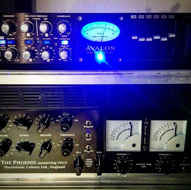 Loving the #sound of some #analog #gear
