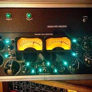 Lovely piece of #analog #gear to put in