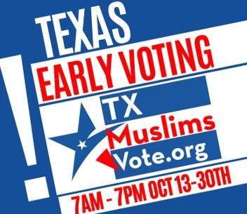 Texas Muslim Vote Early.jpg