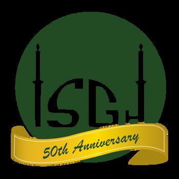 50th Anniversary Logo Round - Transparen