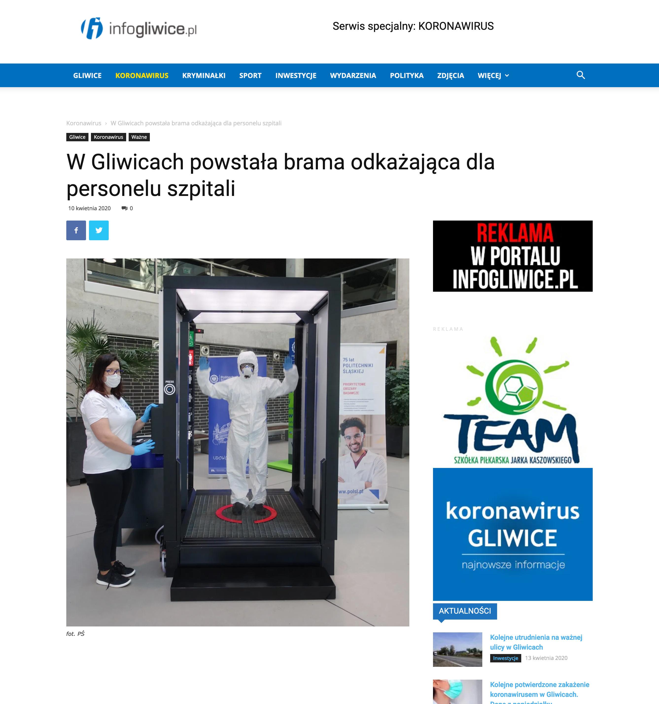 infogliwice.pl