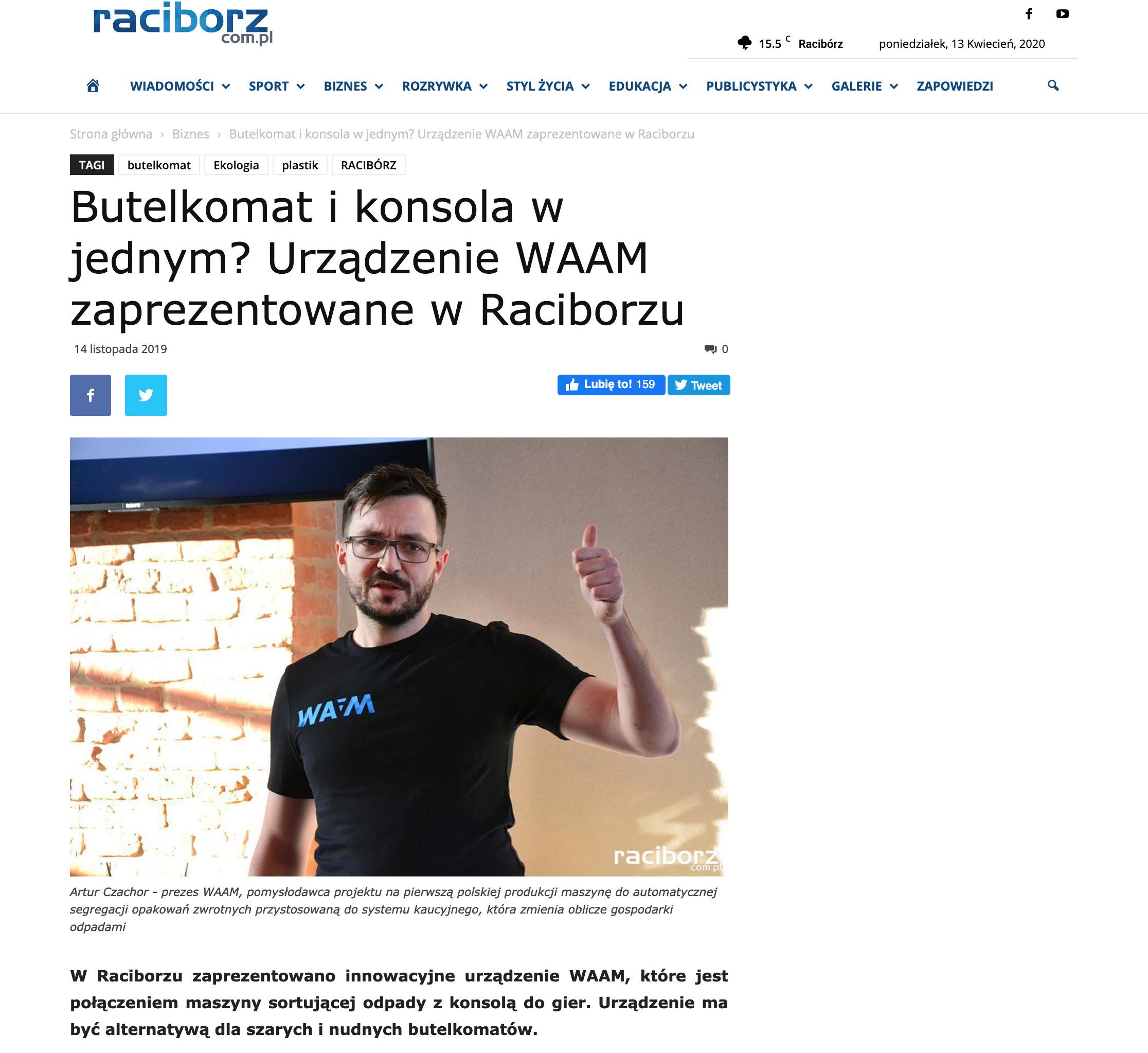 raciborz.com.pl 14.11.2019