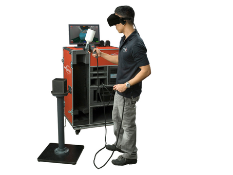 In Conn., VR is all about specialized applications, feat. CTC member VRSim