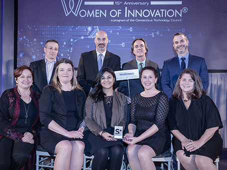 Connecticut Technology Council Names Medtronic Winner of STEM Equitability Award