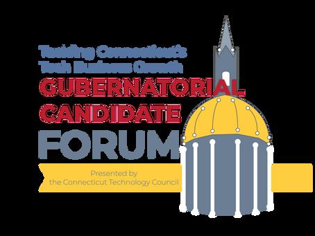 CTC's Gubernatorial Candidate Forum is Coming June 13!