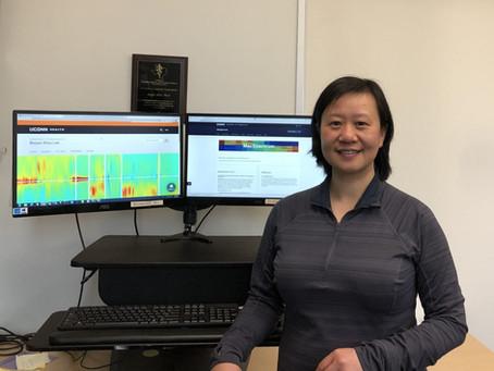 Dr. Beiyan Zhou: 2020 Women of Innovation® Finalist, Research Innovation & Leadership Category