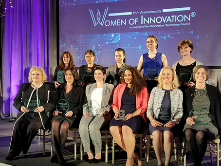 The Connecticut Technology Council Announces the Winners of the 15th Annual Women of Innovation