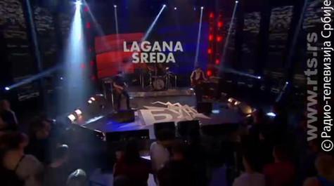 LAGANA SREDA pobednici 5 BUNT ROK FESTIV