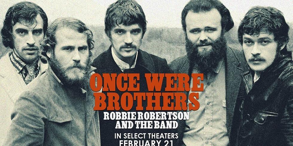 FILM OTVARANJA – revijalni program NEКAD SU BILI BRAĆA: ROBI ROBERTSON I THE BAND