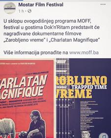 U gostima na Mostar Film Festivalu🤗 Vid