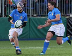6 Nazioni femminile, La Francia supera 57-0 L'Italia