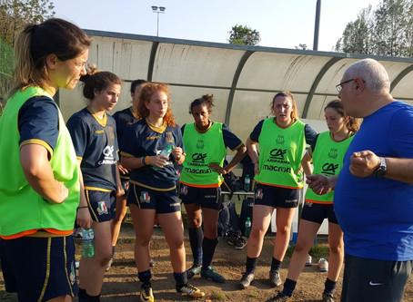 Roma Seven: le azzurre per il torneo