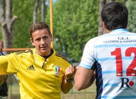 L'arbitro della finale scudetto sarà Matteo Liperini