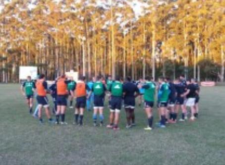 La formazione italiana contro l'Argentinanella Nations Cup