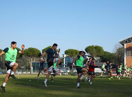 6 Nazioni, prosegue la preparazione dell'Italia in vista del match con il Galles