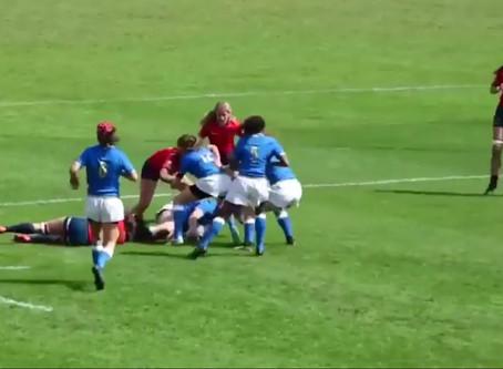 Europei Seven femminili U18, Italia quarta