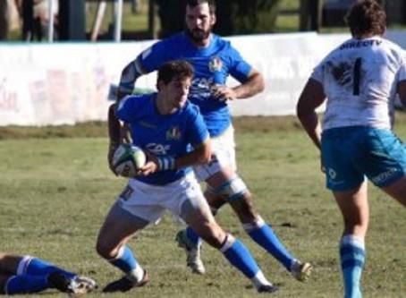 Nations Cup 2018, la formazione italiana per gli Fiji Warriors