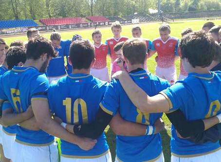 EUROPEI 7s U18, Italia sesta