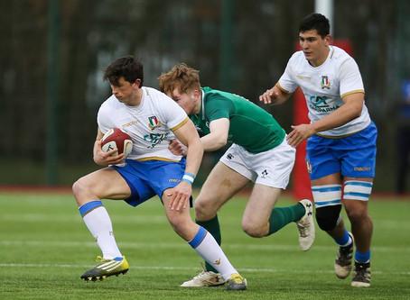 U18s Six Nation Festival: Italia sconfitta nella prima partita