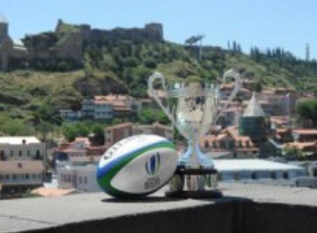 Emergenti, iniziata la preparazione per laWorld Rugby Nations Cup