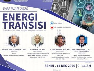 Webinar ENERGI TRANSISI