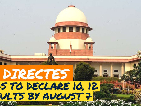 SC directes NIOS to declare 10, 12 results by August 7
