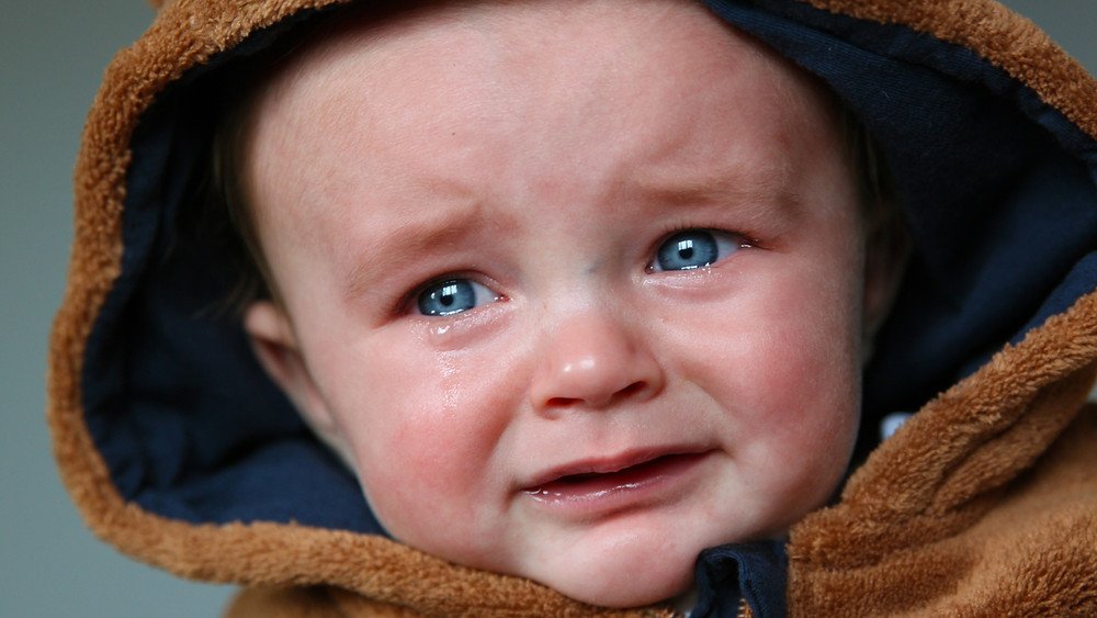 cry, baby, sad