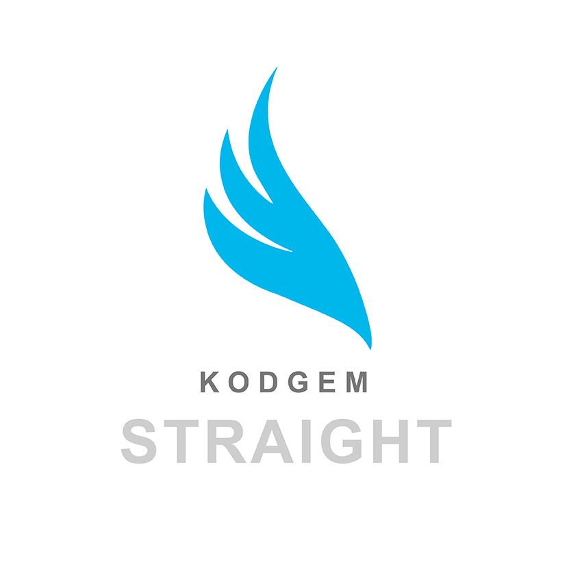 Kodgem Straight Logo