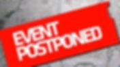 event-postponed until further notice