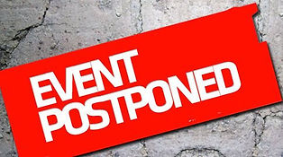 event-postponed until further notice