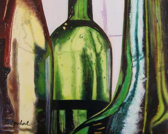 3 bottles     (20X16)