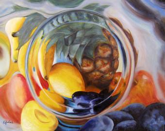 Fruit Sensation (28X22)