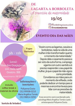 Evento de Dia das Mães