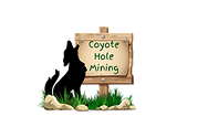 Coyote Hole Mining at Liberty Acres Conservation & Education
