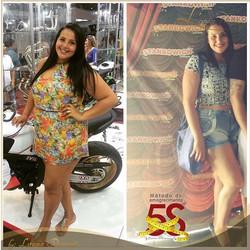 RESULTADO PARCIAL MÉTODO 5s!_São 90 dias de #metodo5sdeemagrecimento, mais de 20kg eliminados, aumen