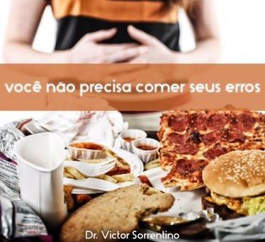 Compulsão Alimentar – você não precisa comer seus erros