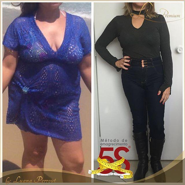 -18kg na balança +3,5kg de massa magra._Muito mais saúde, qualidade de vida, disposição e autoestima