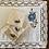 Thumbnail: Single Rose - Blue Tea Linen