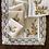 Thumbnail: Corner roses - Orange Tea Linen