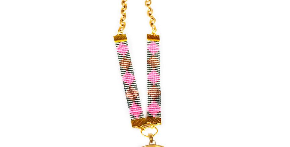 In My Bag Crystal Quartz Necklace