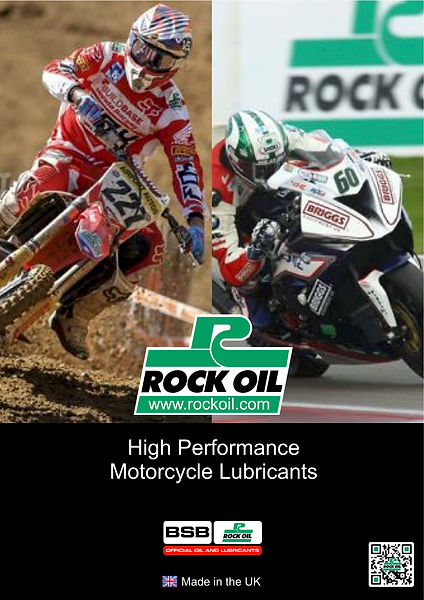 Rock Oil motorcycle oil range