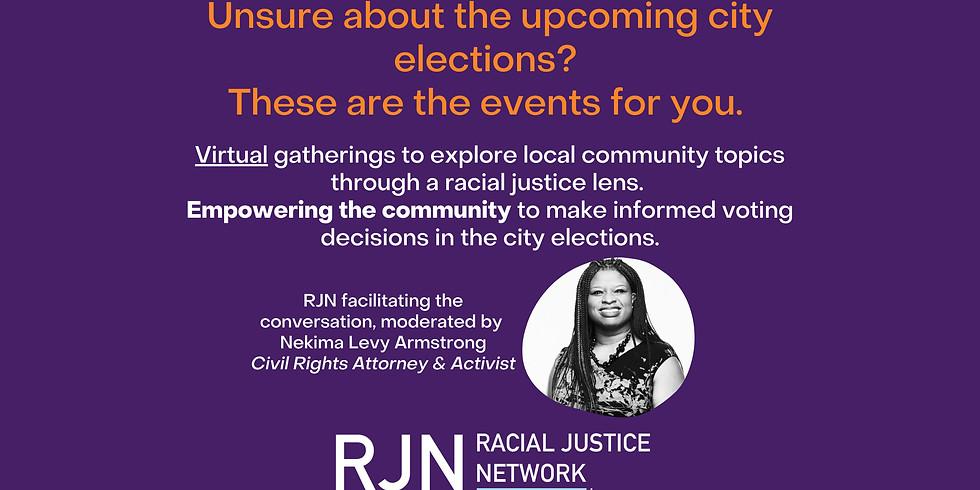 Racial Justice Network Forum