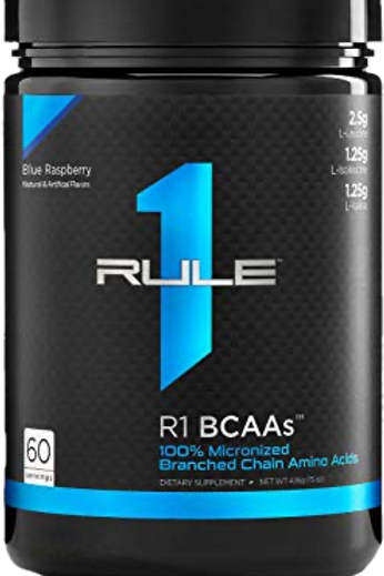 RULE 1  R1 BCAAs 30 SERV