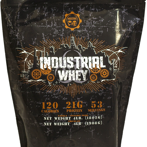 INDUSTRIAL WHEY 4LBS