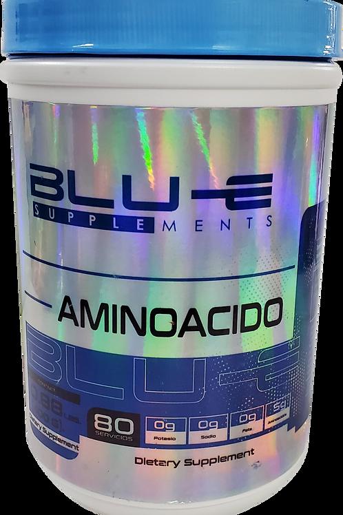 BLUE SUPPLEMENTS AMINO 80SERVICIOS