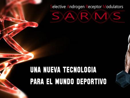 SARMS. UN AVANCE TECNOLOGICO  PARA LOS AMANTES DEL FITNESS