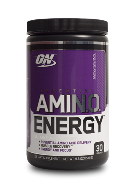 OPTIMUN NUTRITION AMINO ENERGY 30 SERVICIOS