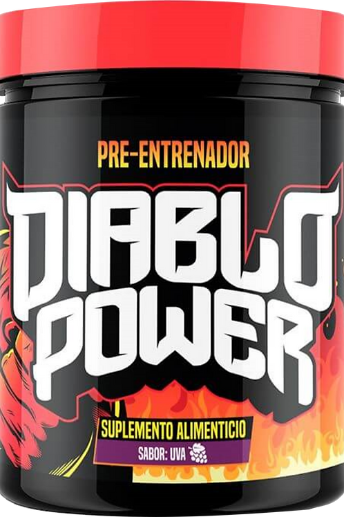 DIABLO POWER PRE WORK