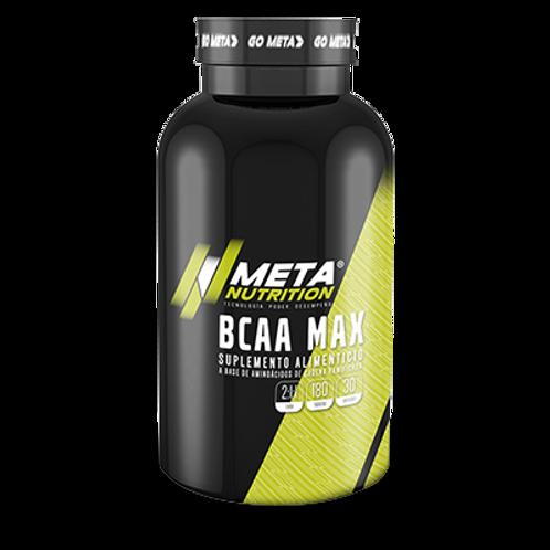 METANUTRITION BCAAs MAX TABLETAS